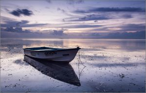 Sunrise in Sanur by YuppiDu
