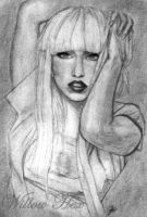 Lady Gaga by Willow-Hex