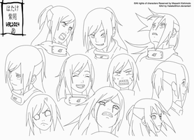 Reference _Shion 13-14 years  _FACE by HatakeShion