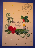 Quilling - card 120 by Eti-chan
