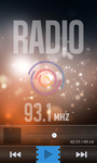 Radio player live on BlackBerry 10 by harshrea1m
