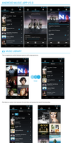Android Music App V3.0 by Febernovo