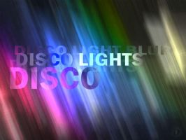 Colourful Light Blur Textures by Mephotos