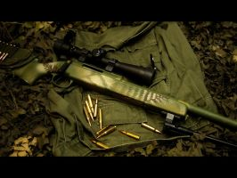 M6 Sniper Airsoft by weiserhei