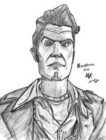 Handsome Jack by Kuliev