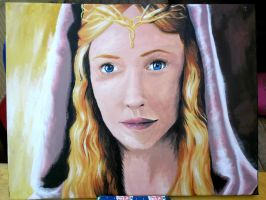 Lord of the rings  - Galadriel by molly666morris