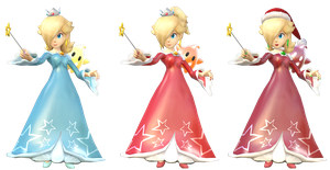 Rosalina and Alts by Gentlemanly
