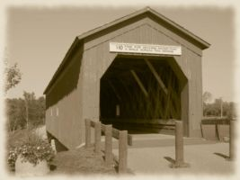 The Covered Bridge by lexxi