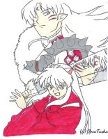 Inuyasha by elrond401