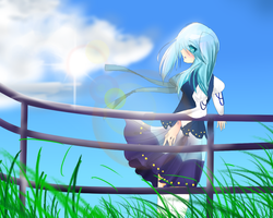 .:Peaceful days:. :FA: by HokiMaru