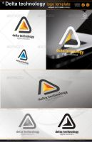 Delta Technology Logo by gomez-design