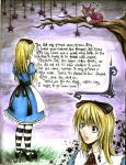 Alice in Wonderland page 1 by NaylaSmith