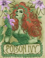 Poison Ivy by peetietang