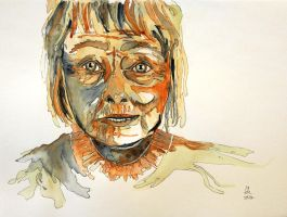 Old Woman by kibo14