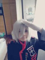 COSPLAY TESTER 3 ::Allen Walker:: by autome
