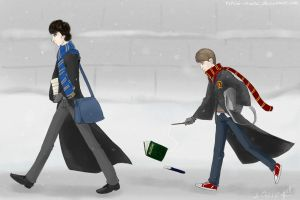 HP Crossover by Tenshi-Inverse