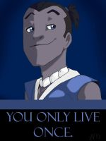 You Only Live Once by GuardianDragon1