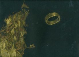 LOTR -- Ring of Fire by Arienne-Keith