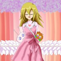 DMG with a beautiful dress by Sincity2100