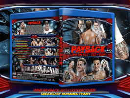 WWE Payback 2013 blu-ray Cover by PHILLIPJACKBROOKS