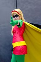 Ready for the fight? - Stephanie Brown by Kyryna