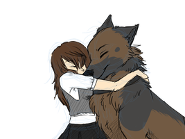 Ilovecuddles. by Terryburr