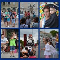 Tour de france 2 Beaucaire. France by jennystokes