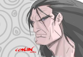 Conan by AZNbebop