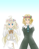 SM: Flower Crowns by Keikchu