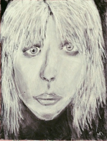 courtney love by LittleRedx41