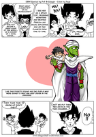 DBM page 297 : Pan and Piccolo by Fayeuh