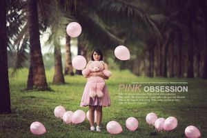 Pink Obsession v.2 by bwaworga