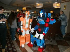 Skids and Rung in the Bar by 666akatsuki
