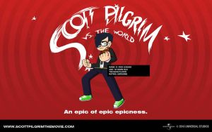 scott pilgrim: Droo by Doryuu8