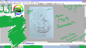 .::WIP::.Galihobbit y Russia(? by Nite3007