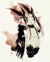 Adoptable demongurl [CLOSED] by Suzu-Adopts