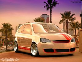 VW Polo Clean by GoodieDesign