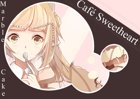 Cafe Sweetheart preview by Himechui
