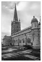 St Columb's Cathedral, Londonderry by M-M-X