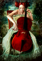 Hello Cello by Nar-Amarth