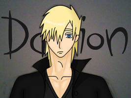 Trigger - character preview: Damion by 16thSquadSanseki