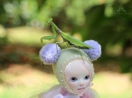 New Green Friend by Solys