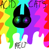 Acid Cats - Melt by sarnekichi
