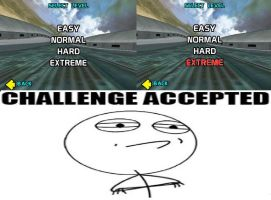 PS3 challenge accepted by HokutoBoy