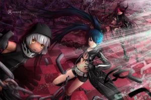 BRS and the bad pink cupcakes by CainAndrew