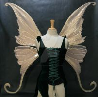 Titania Grand Wings, front by FaeryAzarelle