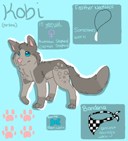 Kobi Ref by GLlTCHES