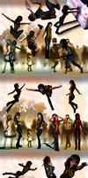 My Poses Collection by Zairyo