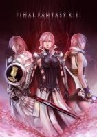 Final Fantasy XIII by Strvayne