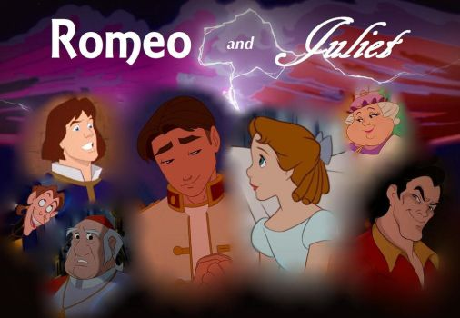 Disney's ''Romeo and Juliet'' by Lonewolf-Sparrowhawk